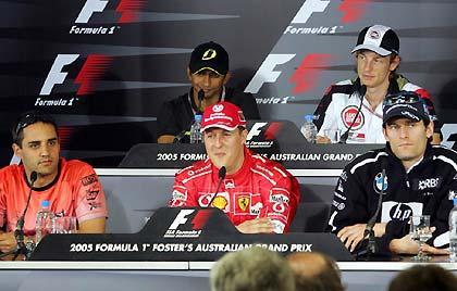 F1: Рубенс Баррикелло об истинном лице Михаэля Шумахера. «Он никогда не предлагал помощь»