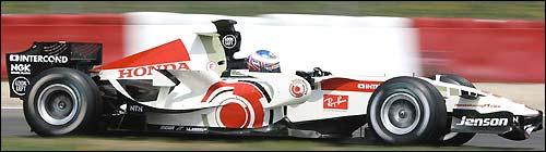 Lucky Strike Honda Racing