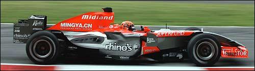 MF1 Racing / Spyker MF1
