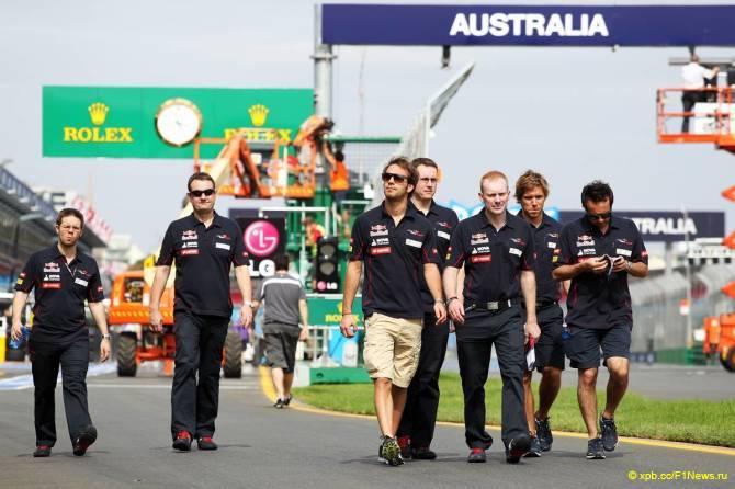 13032013 formula 1 world championship, rd 1, australian grand prix, albert park, melbourne, australia