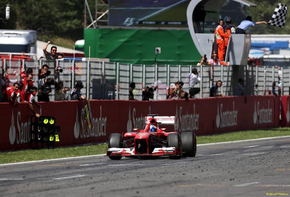 Формула-1. Гран-при Испании. Гонка 12 мая трансляция