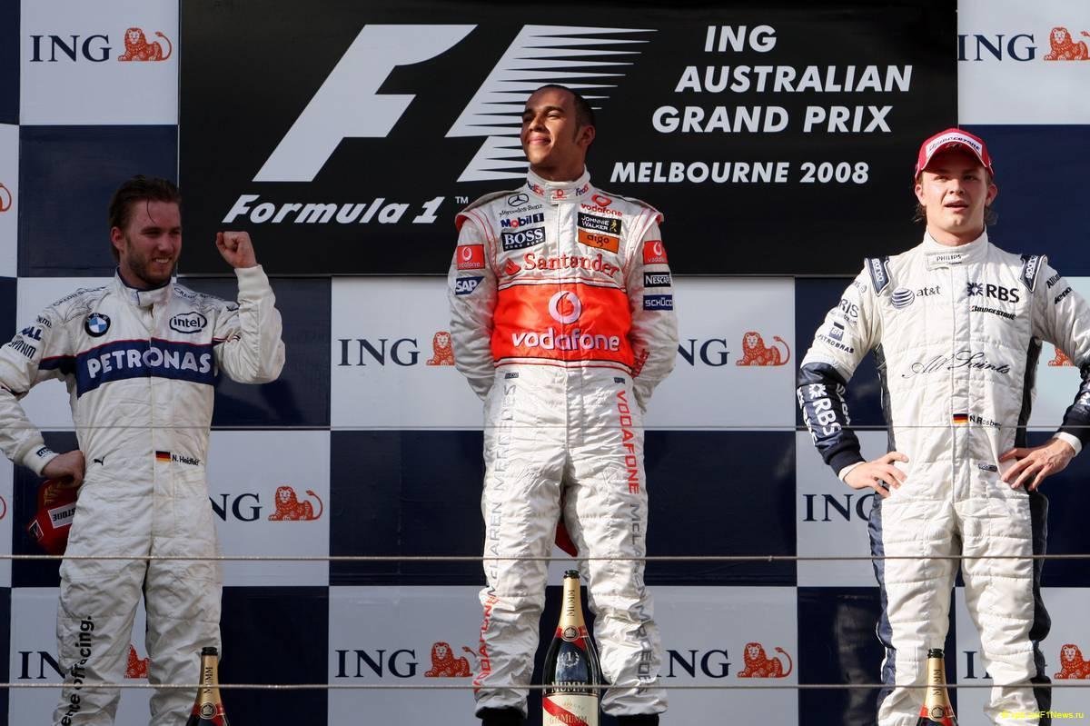 Гран при австралии 2008-го года