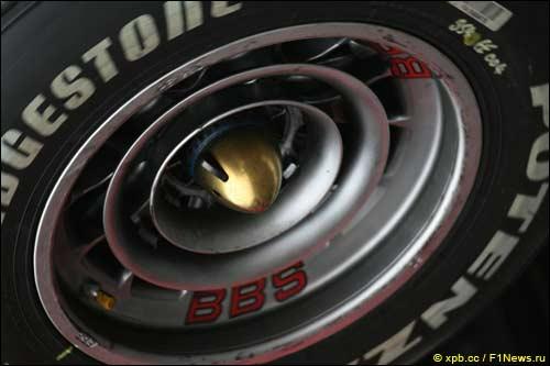 Колесный  диск Ferrari
