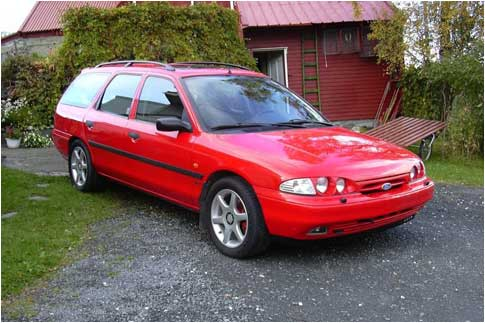Ford Mondeo Mk1.