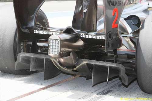 McLaren оказалась первой из команд, кто на практике воспользовался решением Апелляционного суда, признавшем...
